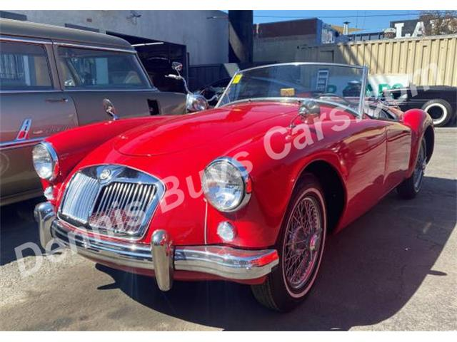 1958 MG MGA (CC-1450135) for sale in LOS ANGELES, California