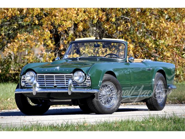 1965 Triumph TR4 (CC-1451358) for sale in Scottsdale, Arizona