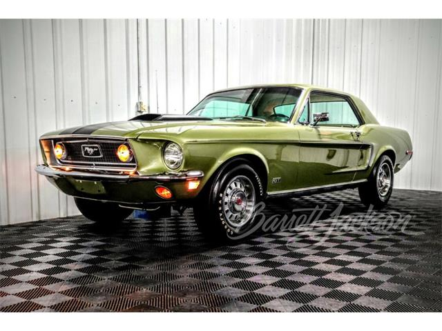 1968 Ford Mustang (CC-1451374) for sale in Scottsdale, Arizona