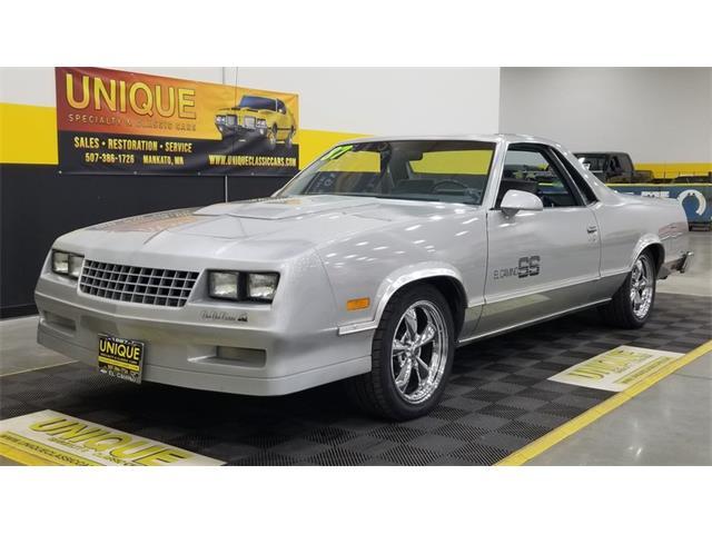 1987 Chevrolet El Camino (CC-1451388) for sale in Mankato, Minnesota