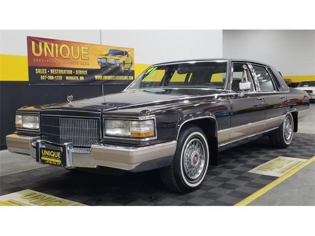 1991 Cadillac Brougham (CC-1451391) for sale in Mankato, Minnesota