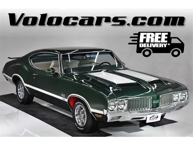1970 Oldsmobile 442 (CC-1451400) for sale in Volo, Illinois