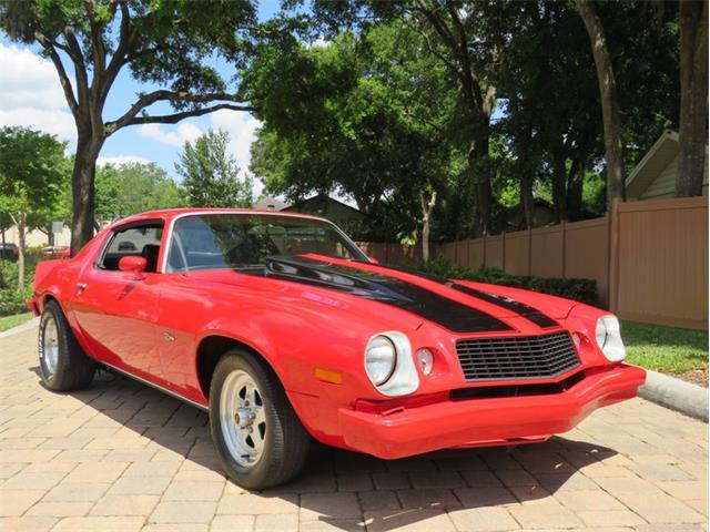 1974 Chevrolet Camaro (CC-1451425) for sale in Lakeland, Florida