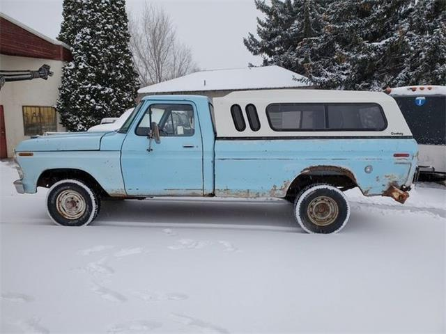 1973 Ford F100 (CC-1451437) for sale in Cadillac, Michigan