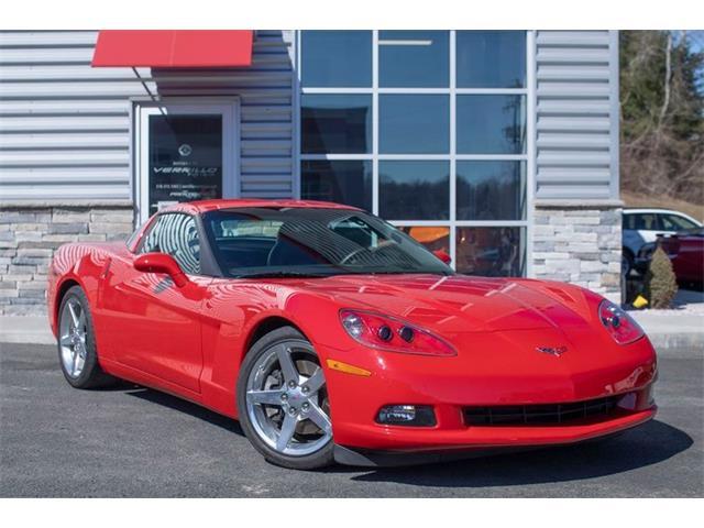 2005 Chevrolet Corvette (CC-1451445) for sale in Clifton Park, New York