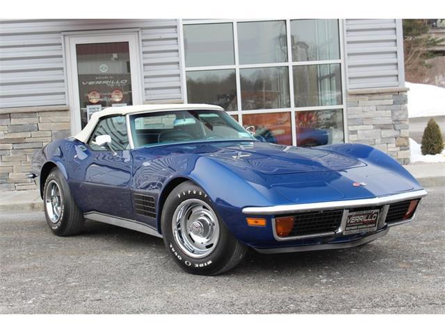 1972 Chevrolet Corvette (CC-1451446) for sale in Clifton Park, New York