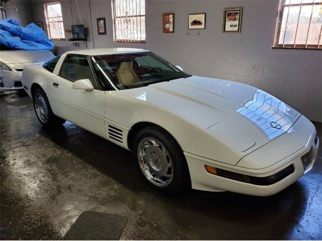 1991 Chevrolet Corvette (CC-1451452) for sale in Cadillac, Michigan