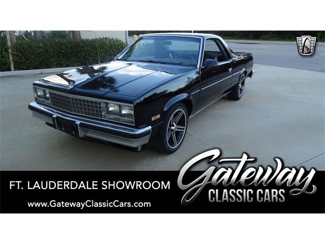 1987 Chevrolet El Camino (CC-1451456) for sale in O'Fallon, Illinois