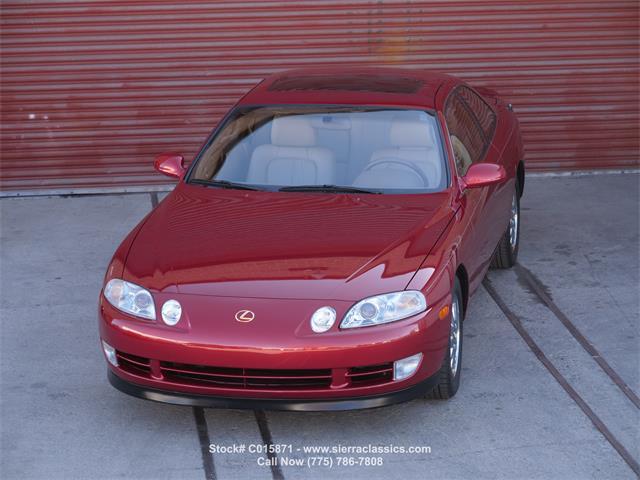 1992 Lexus SC400 (CC-1451458) for sale in Reno, Nevada