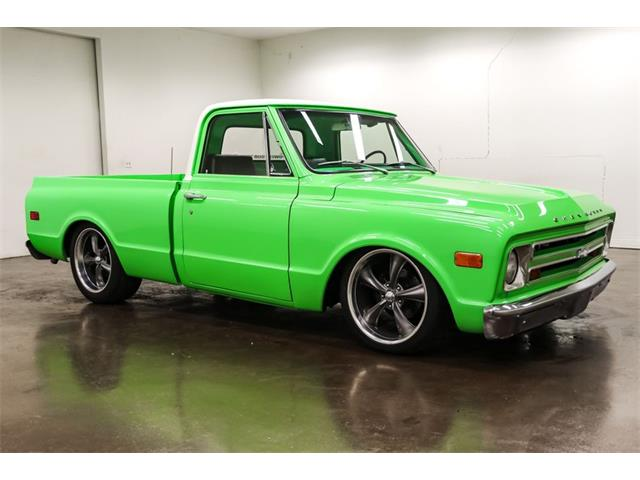1967 Chevrolet C10 (CC-1451469) for sale in Sherman, Texas