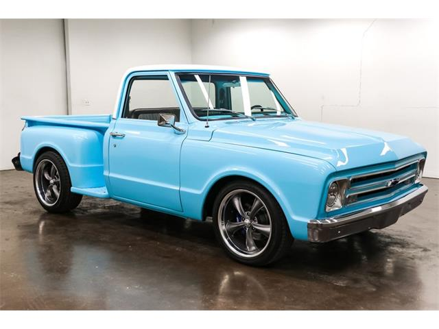 1972 Chevrolet C10 (CC-1451470) for sale in Sherman, Texas