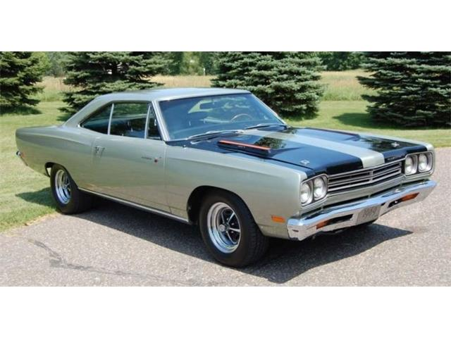 1969 Plymouth Road Runner (CC-1451474) for sale in Carrollton, Texas