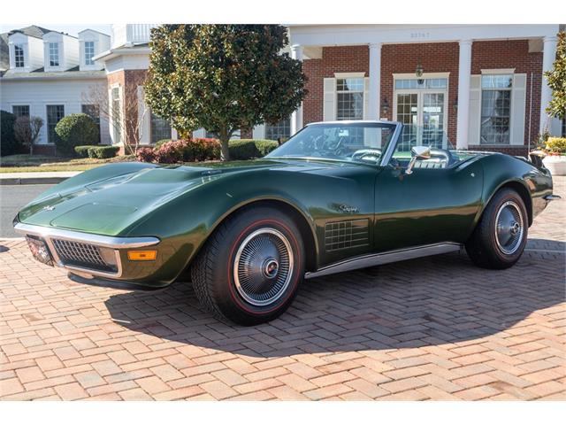 1970 Chevrolet Corvette Stingray (CC-1451477) for sale in Millsboro, Delaware