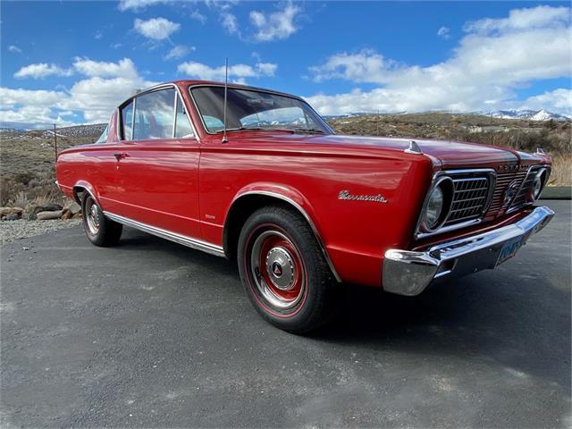 1966 Plymouth Barracuda (CC-1451483) for sale in Reno, Nevada