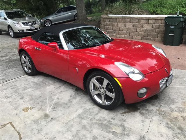 2007 Pontiac Solstice (CC-1451486) for sale in San Marcos, Texas