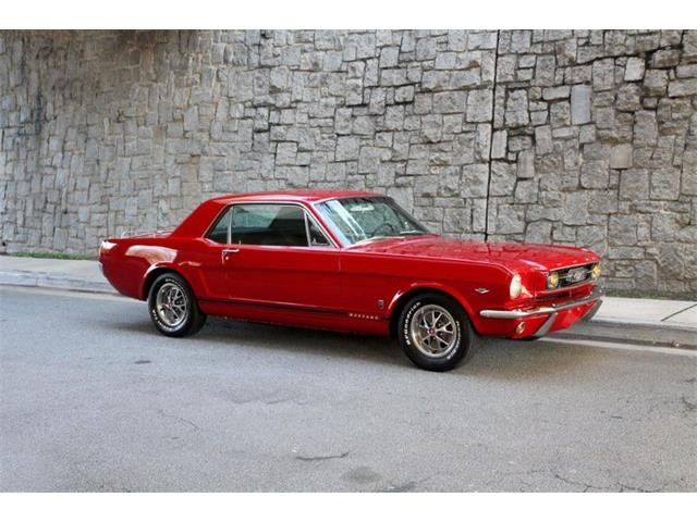 1966 Ford Mustang (CC-1451487) for sale in Atlanta, Georgia