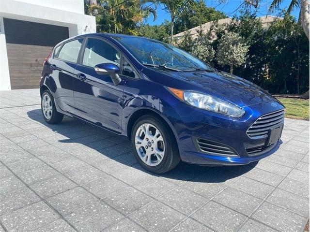2016 Ford Fiesta (CC-1451498) for sale in Delray Beach, Florida