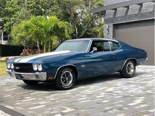 1970 Chevrolet Chevelle (CC-1451500) for sale in Delray Beach, Florida