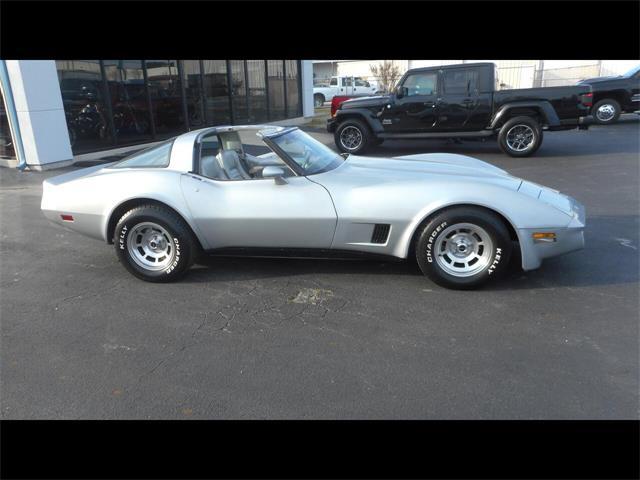 1981 Chevrolet Corvette (CC-1451501) for sale in Greenville, North Carolina