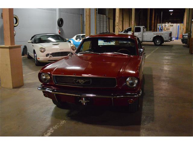 1966 Ford Mustang (CC-1451505) for sale in Batesville, Mississippi