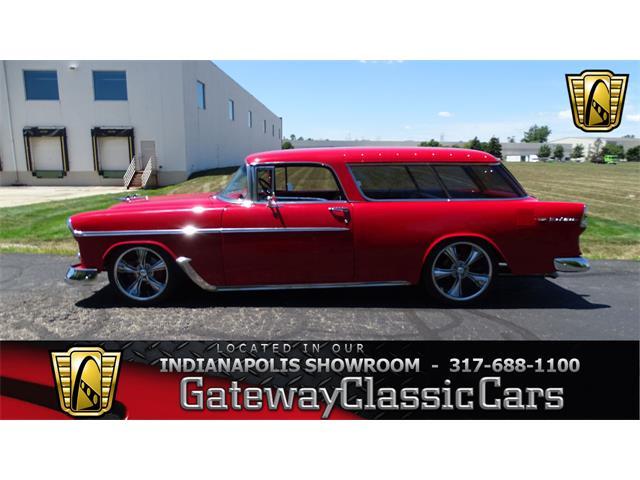 1955 Chevrolet Nomad (CC-1451560) for sale in O'Fallon, Illinois