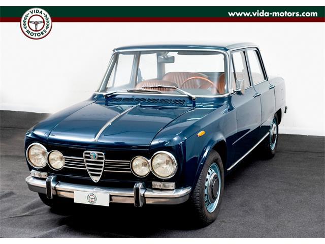 1971 Alfa Romeo Giulia Super 1600 (CC-1451561) for sale in aversa, Caserta