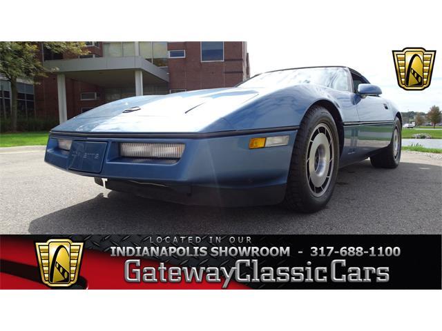 1985 Chevrolet Corvette (CC-1451563) for sale in O'Fallon, Illinois