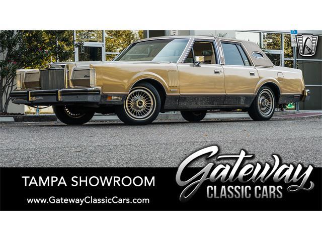 1983 Lincoln Continental (CC-1451598) for sale in O'Fallon, Illinois