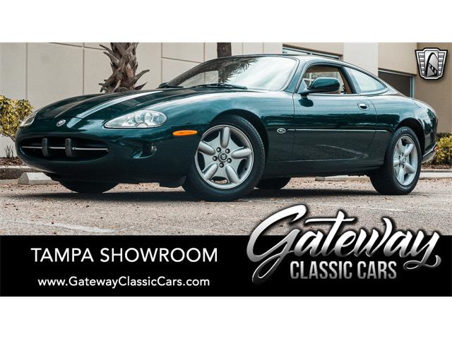 1997 Jaguar XK8 (CC-1451599) for sale in O'Fallon, Illinois