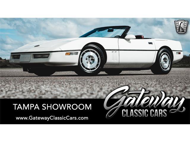1986 Chevrolet Corvette (CC-1451603) for sale in O'Fallon, Illinois