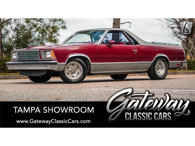 1979 Chevrolet El Camino (CC-1451608) for sale in O'Fallon, Illinois