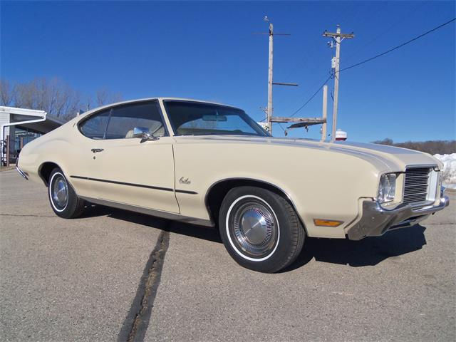 1971 Oldsmobile Cutlass (CC-1451616) for sale in Jefferson, Wisconsin