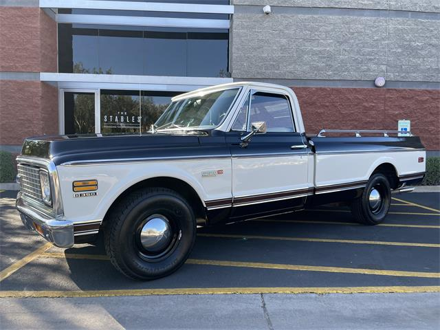 1972 Chevrolet C10 (CC-1451619) for sale in Scottsdale, Arizona