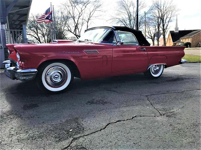 1957 Ford Thunderbird (CC-1451640) for sale in Utica, Ohio