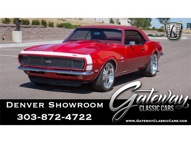 1968 Chevrolet Camaro (CC-1450169) for sale in O'Fallon, Illinois