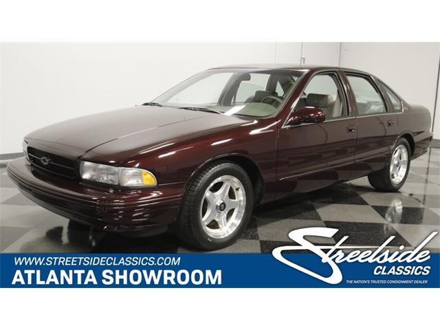 1996 Chevrolet Impala (CC-1451701) for sale in Lithia Springs, Georgia