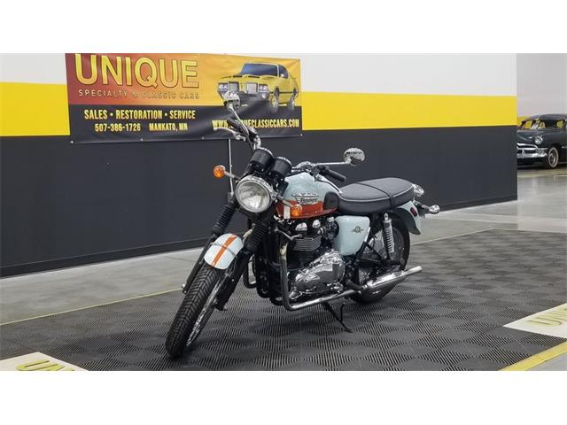 2009 Triumph Bonneville (CC-1451712) for sale in Mankato, Minnesota