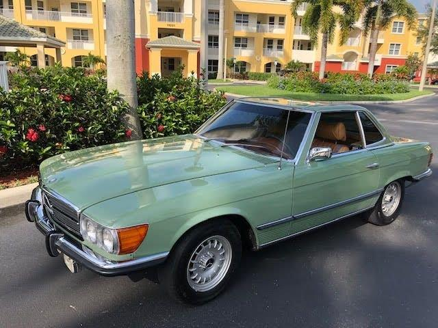 1972 Mercedes-Benz 350SL (CC-1451729) for sale in Punta Gorda, Florida
