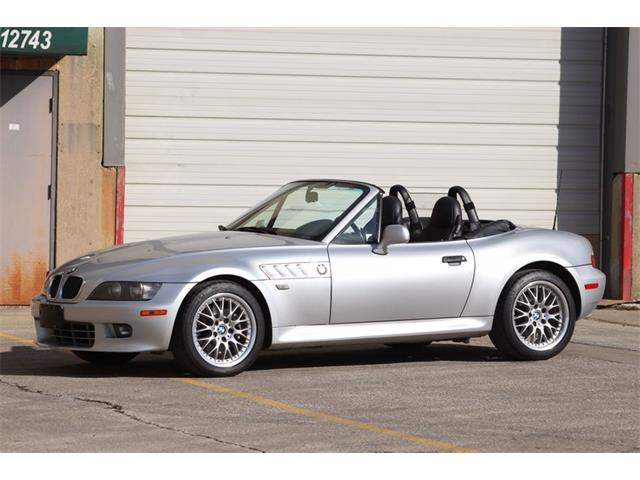 2001 BMW Z3 (CC-1451742) for sale in Alsip, Illinois
