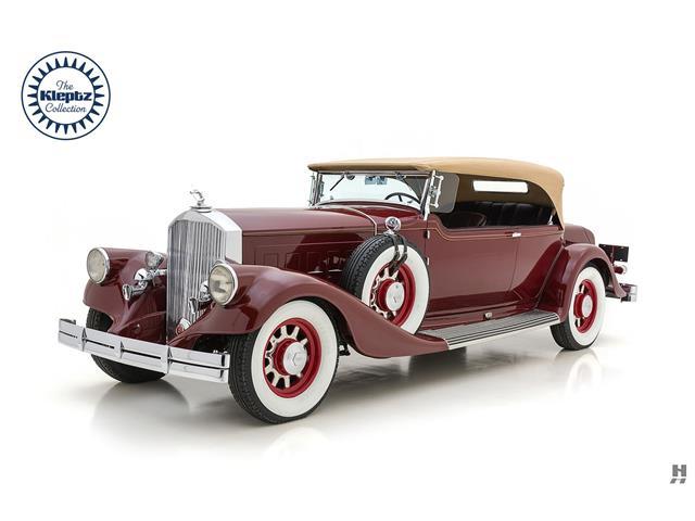 1933 Pierce-Arrow Twelve (CC-1451748) for sale in Saint Louis, Missouri