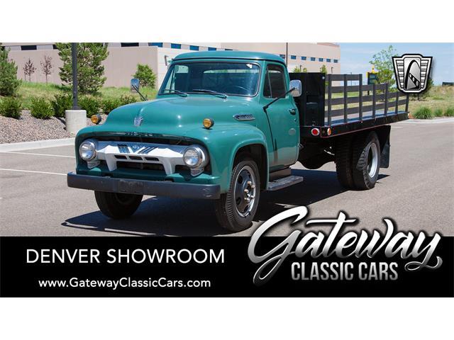1954 Ford Flatbed Truck (CC-1450175) for sale in O'Fallon, Illinois