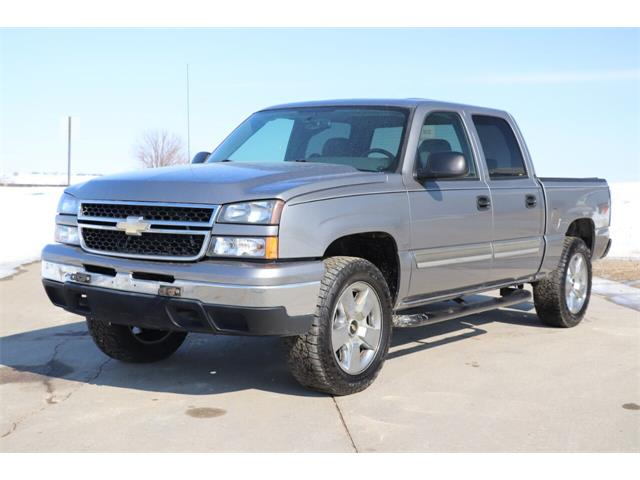 2006 Chevrolet Silverado (CC-1451759) for sale in Clarence, Iowa