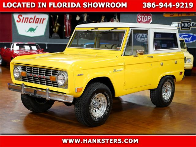 1969 Ford Bronco (CC-1451772) for sale in Homer City, Pennsylvania