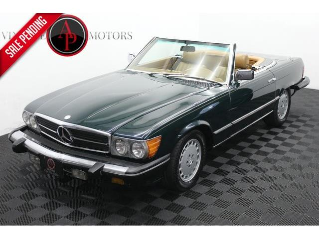 1977 Mercedes-Benz 450SL (CC-1451777) for sale in Statesville, North Carolina