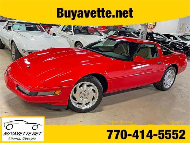 1995 Chevrolet Corvette (CC-1451788) for sale in Atlanta, Georgia