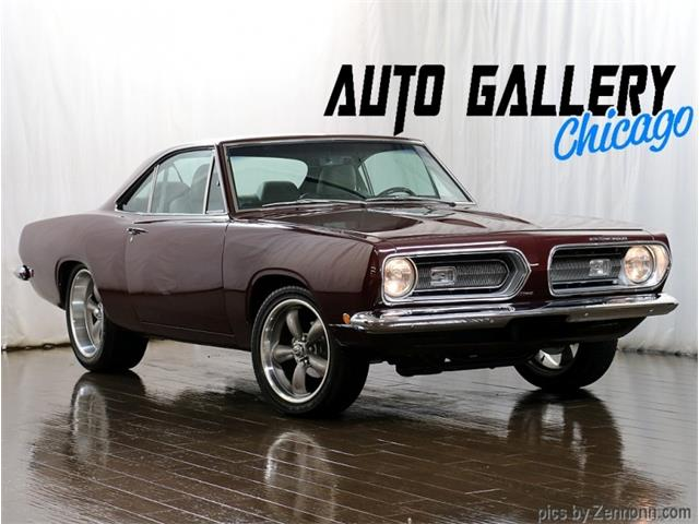 1968 Plymouth Barracuda (CC-1451794) for sale in Addison, Illinois