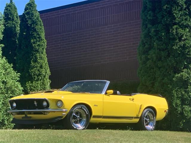 1969 Ford Mustang (CC-1451804) for sale in Geneva, Illinois