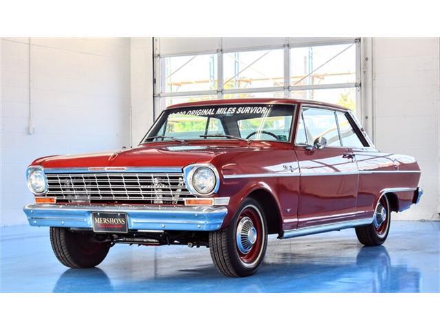 1964 Chevrolet Nova (CC-1451805) for sale in Springfield, Ohio
