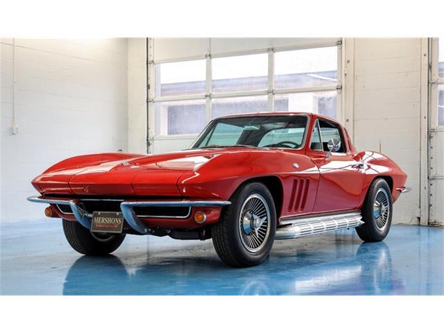 1965 Chevrolet Corvette (CC-1451806) for sale in Springfield, Ohio
