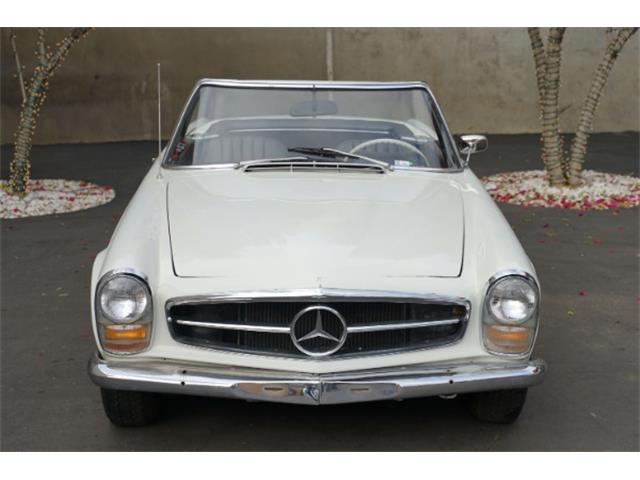 1966 Mercedes-Benz 230SL (CC-1450181) for sale in Beverly Hills, California